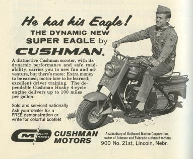 the Cushman