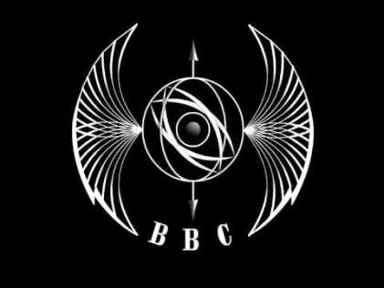 First BBC logo