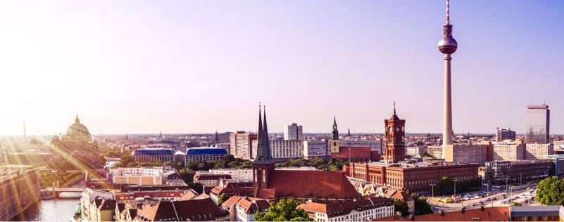 Berlin it is