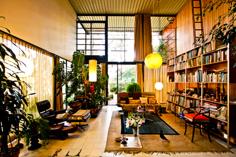 Case Study House # 8 Eames